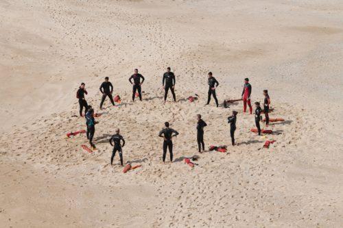 корпоратив на пляже