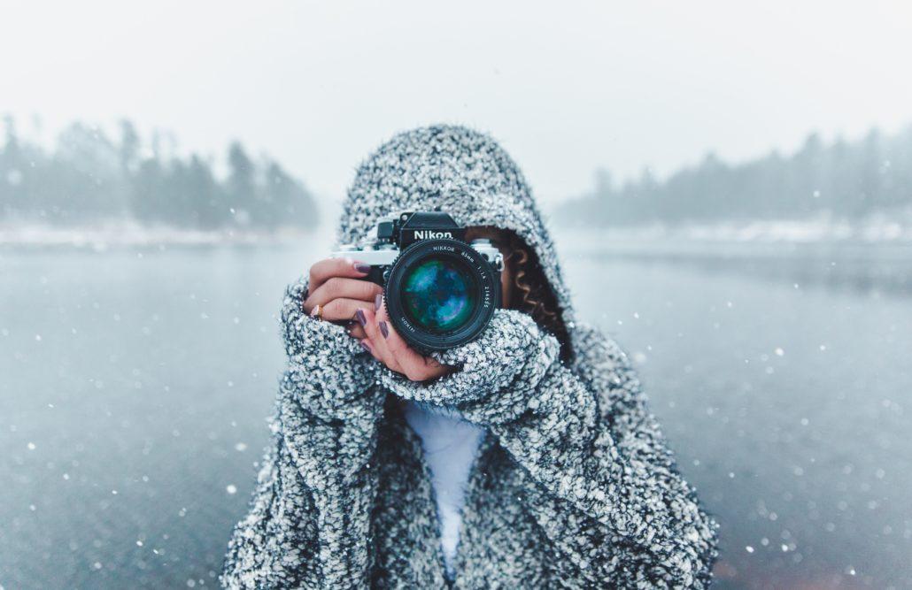 зимний тимбилдинг