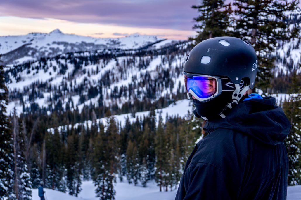 зимний тимбилдинг на горнолыжном курорте