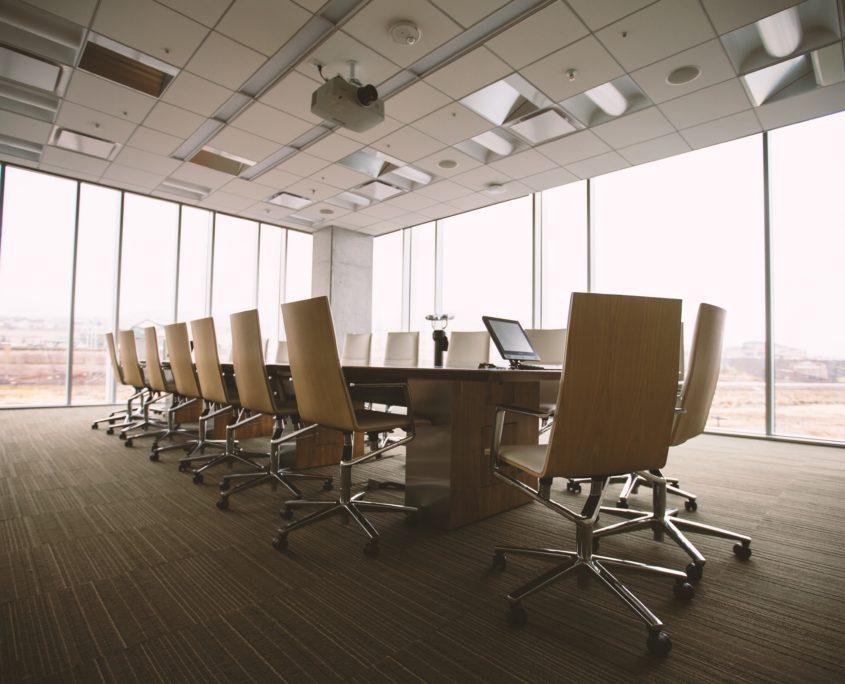 площадка для конференции, собрания и совещания