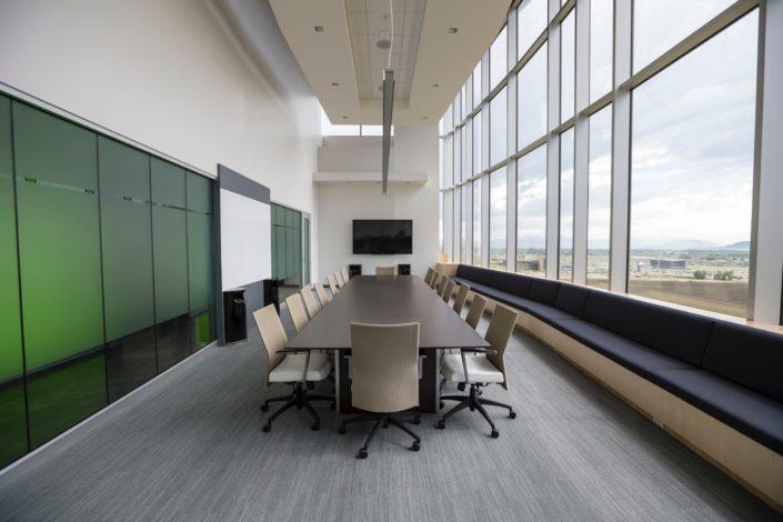 пространство для совещаний и собраний