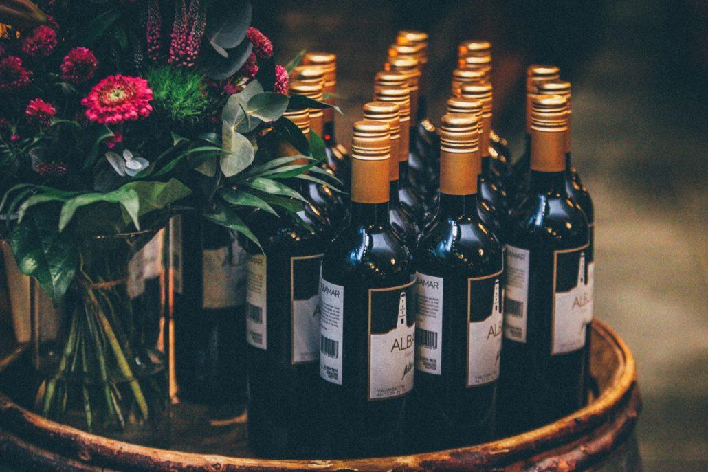 алкоголь на корпоративном мероприятие