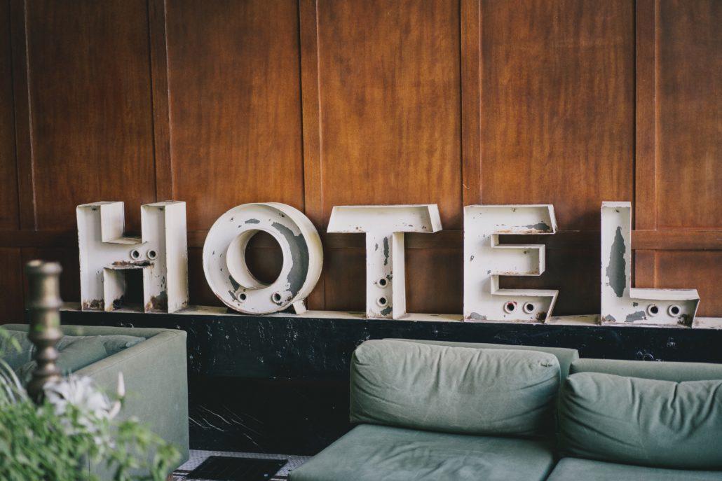 проведение корпоратива в отеле